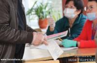 Вибори у Кропивницькому: з масками та антисептиками