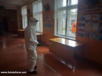 На Кіровоградщині провели дезінфекцію об'єктів освіти