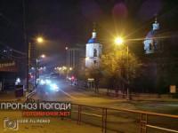 Погода в Кропивницькому та Кіровоградській області на середу,  28 жовтня
