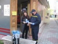 На Кіровоградщині провели профілактичні відпрацювання житлового сектора