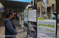 У Кропивницькому відкрили вуличну виставку