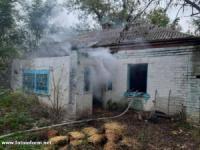 На Кіровоградщині пожежно-рятувальні підрозділи тричі залучались на гасіння пожеж