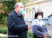 У госпітальних базах Кіровоградщини є 40 апаратів ШВЛ