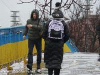 У Кропивницькому містяни наражають себе на небезпеку