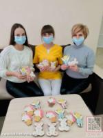 Кропивницкий:маленьких пациентов областной больницы поздравили с Днем святого Николая
