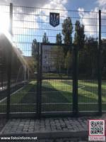 У Кропивницькому при будівництві футбольного майданчика привласнили 400 тис грн