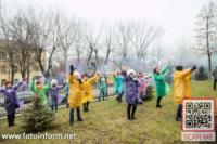 Кропивницкий: пациентов детской больницы поздравили с Рождеством
