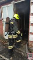 На Кіровоградщині швидко загасили пожежу будинку,  але господар загинув