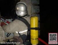 На Кіровоградщині виникло три пожежі,  під час однієї з яких загинула 89-річна жінка