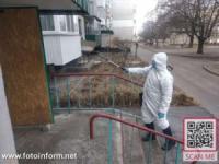 На Кіровоградщині триває робота,  спрямована на протидію поширенню COVID-19