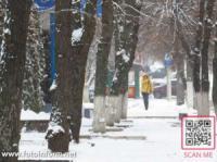 Справжня зима у Кропивницькому: як виглядає засніжене місто