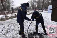 У Кропивницькому рятувальникам довелося забезпечувати електрикою лікарню