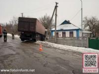 На Кіровоградщині до ліквідації наслідків ДТП довелося залучати рятувальників