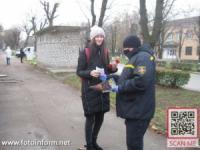 На Кіровоградщині у житлових секторах продовжують проводити рейди