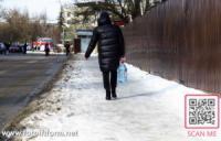Як кропивничани оцінюють якість прибирання вулиць міста від снігу та ожеледі