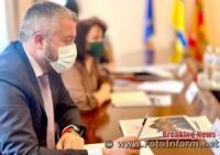 Очільник Кіровоградщини провів протокольну зустріч із представниками турецької компанії