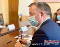 На Кіровоградщині реалізується 15 проектів у рамках програми «Велике будівництво»