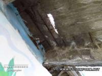 У Кропивницькому на Козачому острові руйнуються сходи