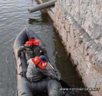 Кропивницький: у річці Сугоклея знайшли тіло чоловіка