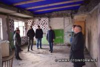 Будівельники готуються до відновлення багатоповерхівки по вулиці Яновського у Кропивницькому