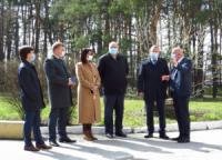 У Кропивницькому завершили реконструкцію відділення екстреної меддопомоги