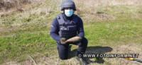 На Кіровоградщині піротехніки знищили 5 вибухонебезпечних предмети часів Другої світової війни