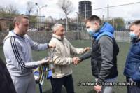У Кропивницькому команда «Рятівник» виборола 2 місце у зимовому Чемпіонаті з мініфутболу