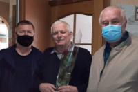 У Кропивницькому шахтарі вшановують ветеранів Другої світової війни