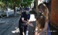 На Кіровоградщині рятувальники закликали громадян дотримуватись правил пожежної безпеки
