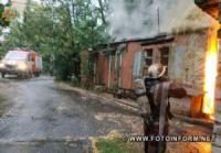 На Кіровоградщині протягом доби виникло 6 пожеж різного характеру