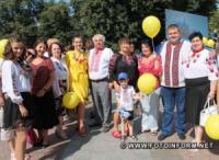 У Кропивницькому до величного свята відбулася прем'єра лялькарів