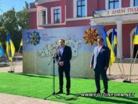 У Кропивницькому Сергій Шеремет привітав підприємців з професійним святом