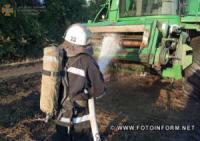 Минулої доби рятувальники Кіровоградщини приборкали 6 пожеж