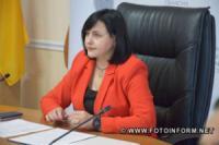 Марія Чорна запросила активну молодь Кіровоградщини долучатися до команди