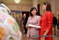 Марія Чорна привітала спортсменів Кіровоградщини зі святом