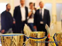У Кропивницькому привітали кращих спортсменів