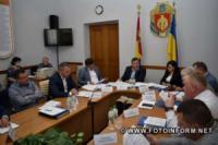 У Кропивницькому на сесії обласної ради депутати розглянуть 45 питань