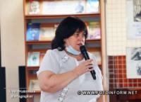 У Кропивницькому презентували новий проєкт присвячений Василю Сухомлинському