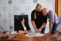 Марія Чорна зустрілась з молодіжним активом Кіровоградщини