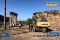 На Кіровоградщині шляховики нарощують темпи реконструкції шляхопроводу по дорозі М-30