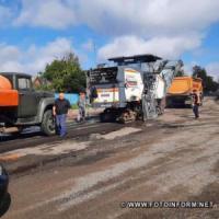 На Кіровоградщині після несприятливих погодних умов дорожники відновили роботи