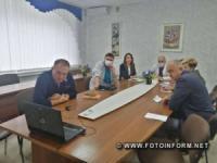 У Кіровоградській обласній лікарні обговорили можливості початку створення системи трансплантації