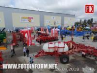 У Кропивницькому відбудеться щорічна Міжнародна агропромислова виставка