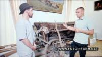 У Кропивницькому показували фільм про чумаків,  написаний нашим земляком