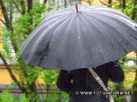 Погода у Кропивницькому на вихідні
