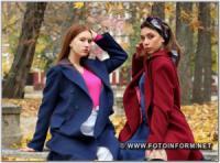 У Кропивницькому відбулася креативна фешен фотозйомка