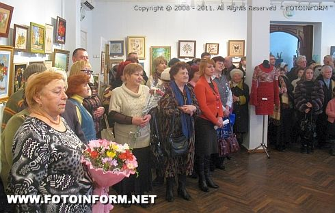 Выставка мастеров клуба народных ремесел Ниточка (ФОТОРЕПОРТАЖ)
