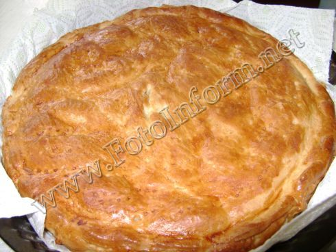 Пирог «Объедение» (фото)