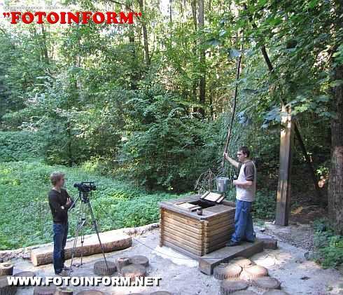 Кировоградские лесоводы доказали, что высокие производственные показатели - не только на бумаге (ФОТО)