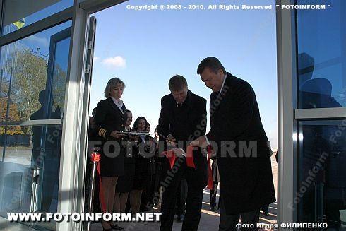 Кировоград посетил Президент Украины ( ФОТО Игоря Филипенко)